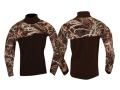 Drake Men's MST Eqwader Plus Waterproof Mock Turtleneck Long Sleeve Polyester
