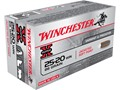 Winchester Super-X Ammunition 25-20 WCF 86 Grain Soft Point Box of 50
