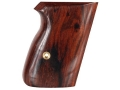 Hogue Fancy Hardwood Grips Walther PPK Cocobolo