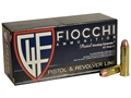 Product detail of Fiocchi Shooting Dynamics Ammunition 357 Magnum 158 Grain Jacketed Hollow Point Box of 50