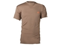 First Lite Men&#39;s Llano Crew Shirt Short Sleeve Merino Wool