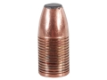 North Fork Bullets 458 Caliber (458 Diameter) 350 Grain Bonded Flat Point Solid Box of 50