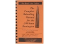 Loadbooks USA &quot;6mm Remington&quot; Reloading Manual