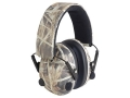 Radians Hunter's Ears Electronic Earmuffs (NRR 23 dB) Realtree Max-4 Camo