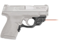 Crimson Trace Laserguard Smith &amp; Wesson Shield Polymer Black