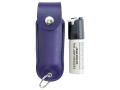 Mace Leather Case Pepper Spray 11 Gram Aerosol Includes Leather Case and Key Ring 10% OC Plus UV Dye