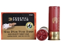 Product detail of Federal Premium Mag-Shok Turkey Ammunition 12 Gauge 2-3/4&quot; 1-1/2 oz #5 Copper Plated Shot High Velocity Box of 10
