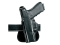 Safariland 518 Paddle Holster Left Hand S&amp;W 469, 669, 3913, 3913LS, 3913NL, 3913TSW, 3914 Laminate Black