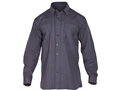5.11 Men's Covert Herringbone Shirt Long Sleeve Synthetic Blend
