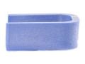 STI Magazine Base Pad STI-2011, SVI Competition-Style Polymer Blue