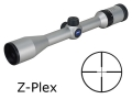 Product detail of Zeiss MC Conquest Rifle Scope 3-9x 40mm Z-Plex Reticle Silver
