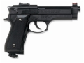 Daisy Powerline 617X Dual Ammo Air Pistol 177 Caliber Black