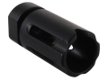"Daniel Defense Flash Hider 1/2""-28 Thread AR-15 Steel Matte"
