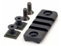 Atlas Bipod AFAR (Accuracy International, Freeland, Anschutz Rail) Kit Steel Black