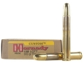 Hornady Dangerous Game Ammunition 458 Lott 500 Grain DGS Round Nose Solid Box of 20