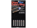 Glaser Silver Safety Slug Ammunition 38 Special +P 80 Grain Safety Slug Package of 6