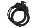 Safariland 8111 Oversized Chain Handcuffs Steloy Black Finish