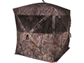 Ameristep Carnivore Hunter Ground Blind Polyester Realtree Xtra Camo
