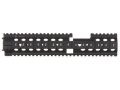 Troy Industries 12&quot; MRF-CX Battle Rail Free Float Quad Rail Handguard AR-15 Extended Carbine Length Black