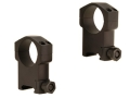 Leupold 30mm Mark 4 Picatinny-Style Rings Matte Super-High Aluminum