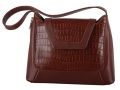 Product detail of Galco Newport Conceal Carry Handbag Leather and Faux Alligator