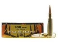 Product detail of Federal Fusion Ammunition 308 Winchester 150 Grain Spitzer Boat Tail Box of 20