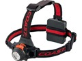 Coast HL27 Headlamp LED Focusable Variable Power with 3 AA Batteries Aluminum Black