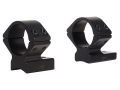 "Talley Lightweight 2-Piece Scope Mounts with Integral 1"" Rings Browning Titanium Matte Low"