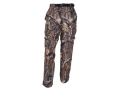 "Russell Outdoors Men's Treklite Pants Polyester Mossy Oak Break-Up Infinity Camo Medium 34-36 Waist 33"" Inseam"