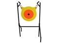 "Birchwood Casey Boomslang 9.5"" Gong Target Centerfire Rifle Target Steel Black"