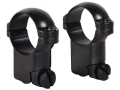 "Leupold 1"" Ring Mounts Ruger 77 Gloss Super-High"