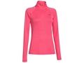 Under Armour Women's UA ISO-Chill Meridian 1/2 Zip Long Sleeve Shirt Polyester Blend