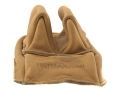 Product detail of Protektor Rabbit Ear Rear Shooting Rest Bag Leather Tan Unfilled