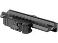 Midwest Industries QD Trijicon ACOG, V-COG 1 Lever Mount Picatinny-Style Matte