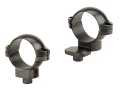 "Leupold 1"" Quick-Release Rings Extended Front Gloss Medium"