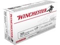 Winchester USA Ammunition 38 Super +P 130 Grain Full Metal Jacket Box of 50