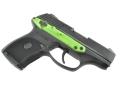 LaserLyte Zombie Side-Mount Laser Sight Kel-Tec/Ruger 9mm Zombie Green