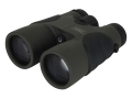 Barska Atlantic Green Binocular 12x 50mm Roof Prism Rubber Armored Green
