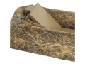 Beavertail Final Attack Back Rest Polymer Marsh Brown