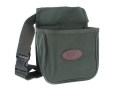 Product detail of Boyt Divided Shotgun Shell Pouch with Belt Canvas Green