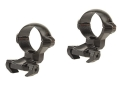 "Millett 1"" Angle-Loc Windage Adjustable Weaver-Style Rings 2 Extended Rings Gloss High"