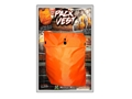 Mountain Mike's Meat and Safety Pack Vest Polyester Blaze Orange