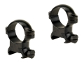 Leupold 1&quot; Cross-Slot Weaver-Style Rings Gloss Medium