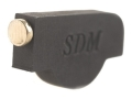 "SDM Front Sight S&W Revolvers with Pinned Front Sight .250"" Height .125"" Width Steel Blue Gold Bead"
