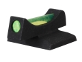 "Wilson Combat Snag-Free 1911 Heinie Front Sight Fiber Optic Green .150"" Height .0585"" Diameter"