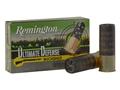 "Remington Ultimate Defense Ammunition 12 Gauge 2-3/4"" 00 Buckshot 9 Pellets Box of 5"