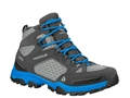 "Vasque Inhaler GTX 5"" Hiking Boots Leather/Mesh Magnet and Brilliant Blue Men's"