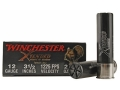 "Winchester Supreme Elite Xtended Range Turkey Ammunition 12 Gauge 3-1/2"" 2 oz #4 Hi-Density Shot Box of 10"