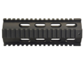 DPMS Free Float Tube Handguard Quad Rail AR-15 Carbine Length Aluminum Black- Blemished