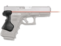 Crimson Trace Lasergrips Glock Gen-3 19, 23, 25, 32 Rear Activation with Master On/Off Switch Polymer Black